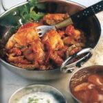 poulet a l indienne