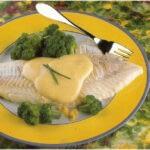 Filets de cabillaud au citron et aux brocolis