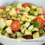 Salade fraîcheur Thon & avocat