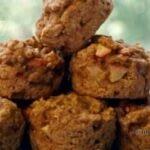 muffins avoine et pomme
