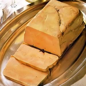 Terrine de foie gras de canard