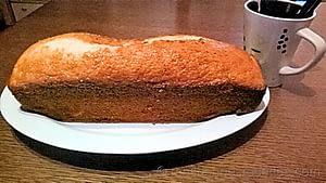 Gâteau yaourt à la banane