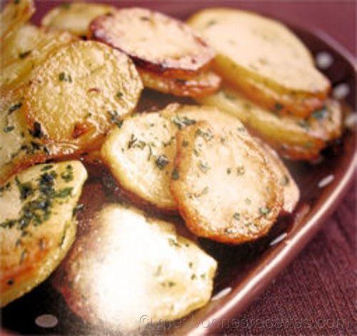 Pommes de terre à la salardaise