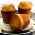 Muffins à la cannelle et citron