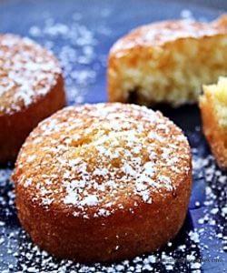 Sultana cakes à l'orange