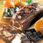 Marbré chocolat et noisettes